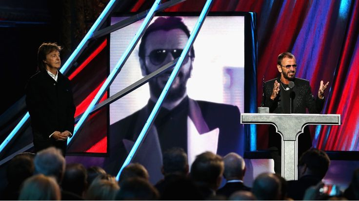 Read Ringo Starr's Jovial Rock and Roll Hall of Fame Induction Speech | Rolling Stone