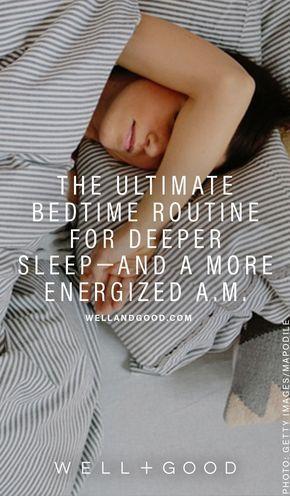 5 bedtime routine tips for better sleep