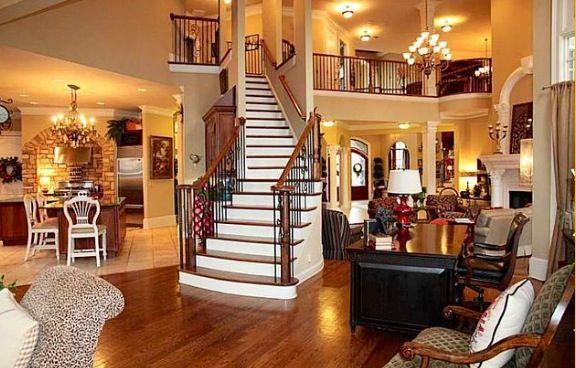Amazing open floor plan home