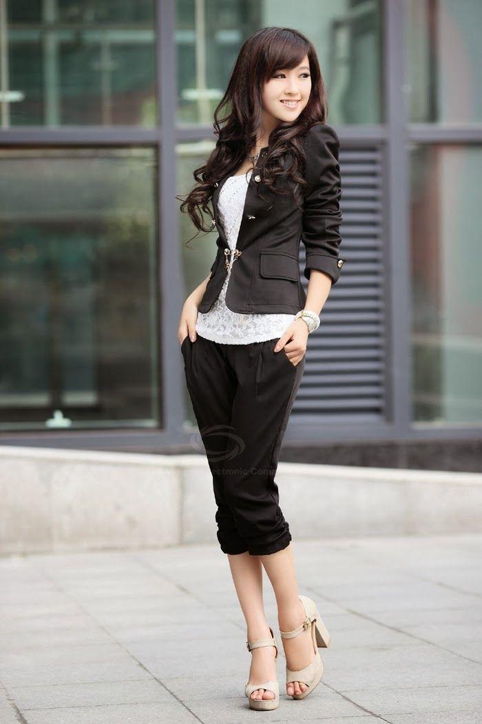 Las 25 mejores ideas sobre modelos asi ticos en pinterest for Pantalones asiaticos