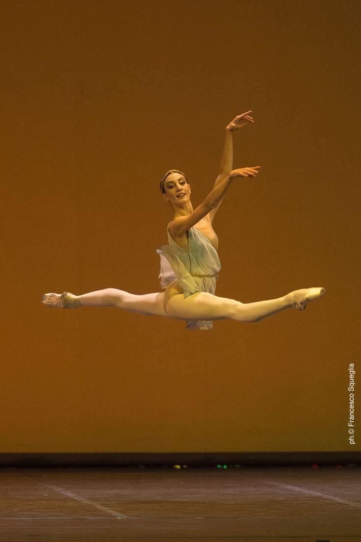 Anna Chiara Amirante, The Teatro di San Carlo. Photo with thanks from company