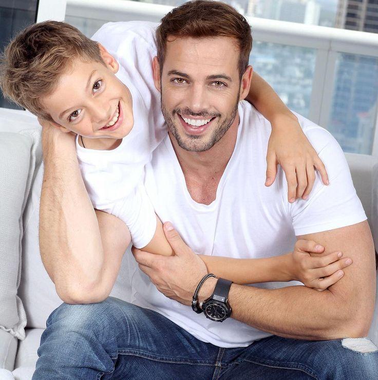 Así es el hijo de William Levy, ¡idéntico a su padre! (FOTOS) | Telemundo
