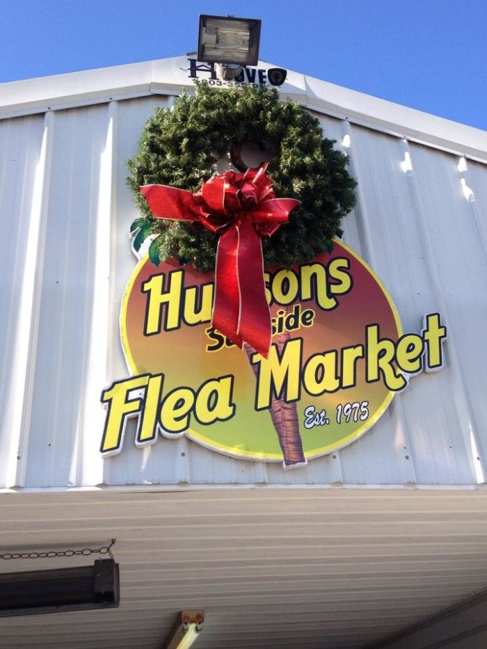 3. Hudson's Surfside Flea Market, Surfside Beach, SC