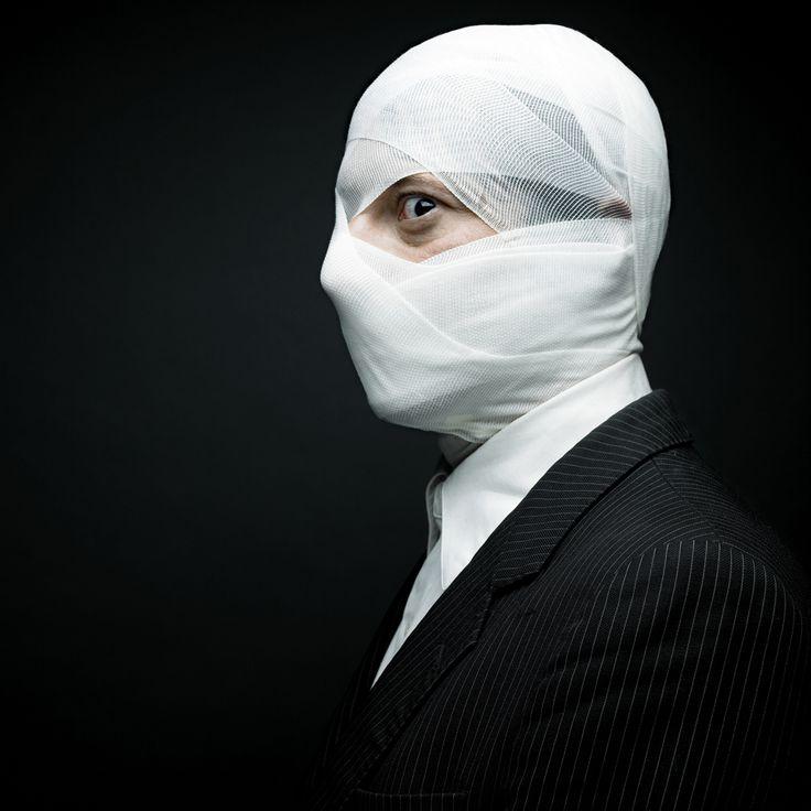 Denis Rouvre . Portraits . Mathieu Amalric