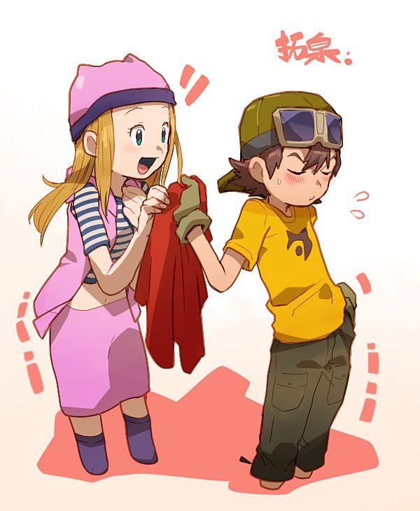 39 Besten Farrow Ball Tapeten Bilder Auf Pinterest: 39 Besten Digimon Frontier Bilder Auf Pinterest