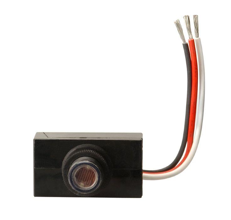 Photoelectric Sensor Outdoor Lighting