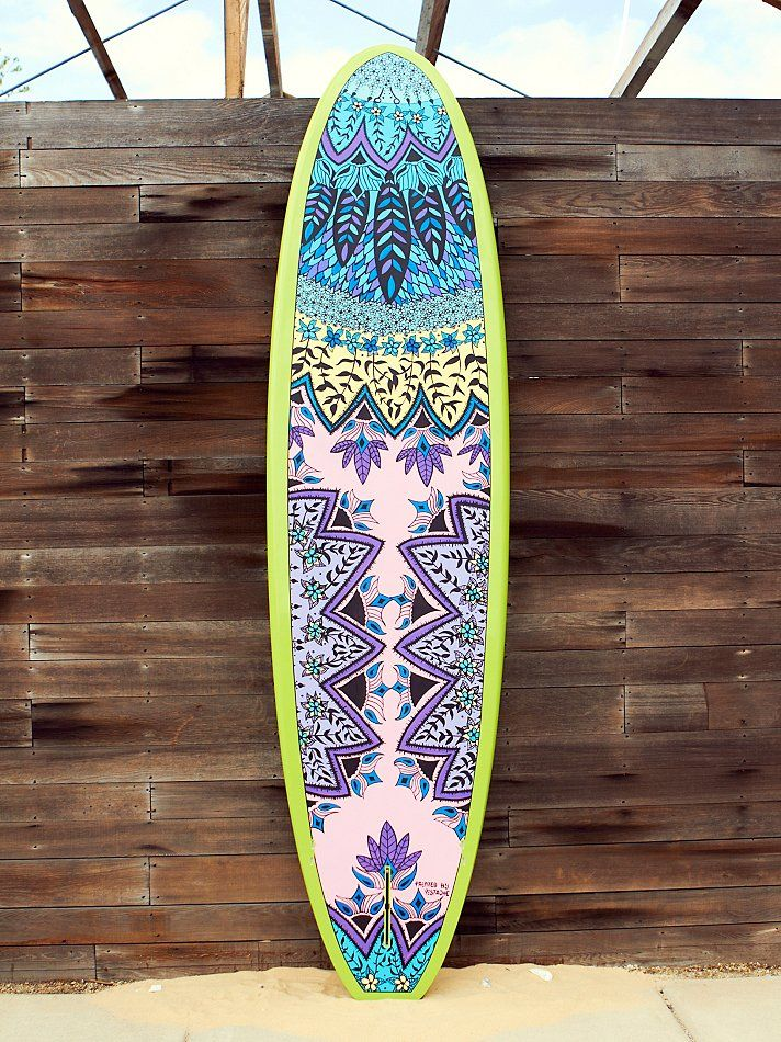Free People Custom Painted Stand Up Paddle Board, AU$4273.84