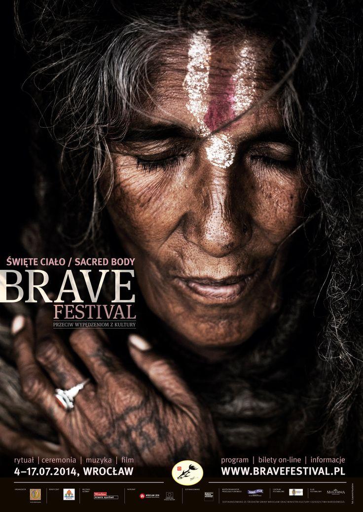 Brave Festival 2014 Święte Ciało   Sacred Body