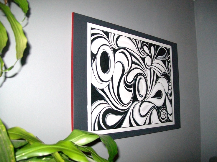 toile 1M/70  peinture acrylique aquarelle