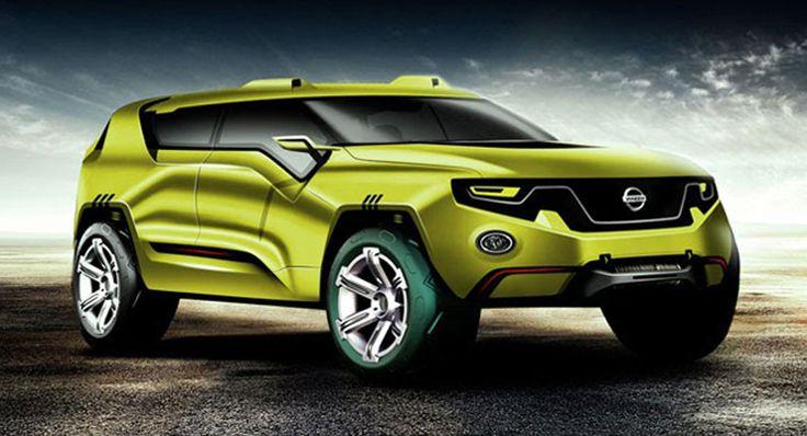 2016 Nissan Xterra Concept Review - http://suvcarson.com/2016-nissan-xterra-concept-review/