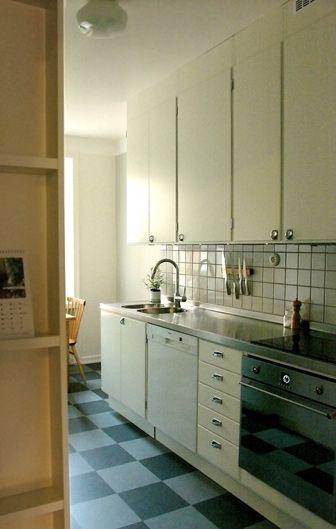 Kök från funkis fram till 60-talet - Byggahus.se