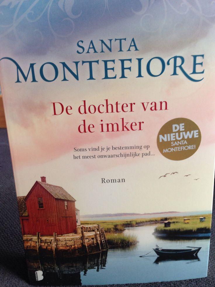 Santa Montefiore-de dochter van imker