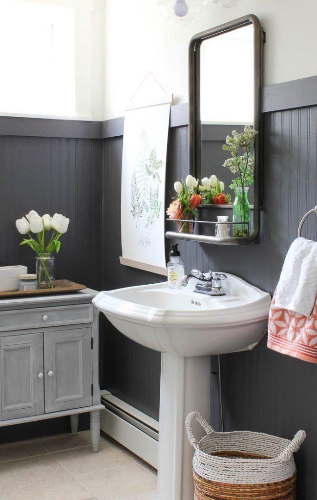 9 Ways To Use Beadboard In Your Bathroom Beadboard Bathroom