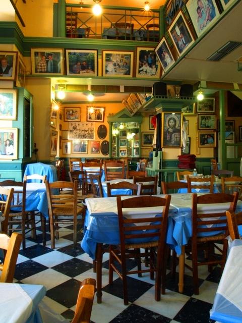 Mmm miss those Gyros!! Mpairaktaris @ Monastiraki_ Athens. Love this place