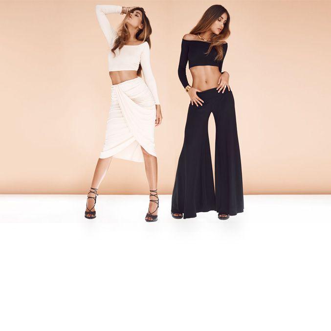 Уикэнд модного шоппинга в популярных интернет-магазинах. Обновите летний гардероб стильными моделями одежды, обуви и аксессуаров. http://www.bigshopforum.ru/magazine/shops/july-fashion-weekend.php