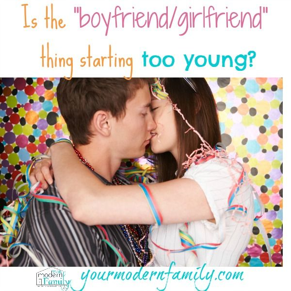 Is dating at 14 too young
