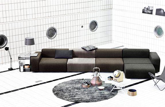 Bolia Interior Trends 2012