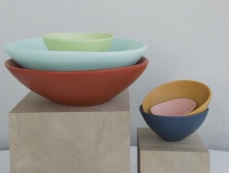 Dinosaur Designs Sorbet 2012 Resin Bowls