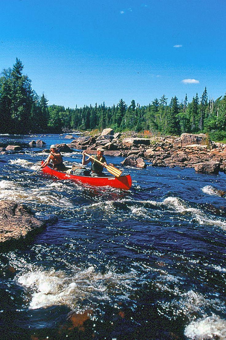 Spanish River Provincial Park - Ontario Parks near Sudbury Ontario