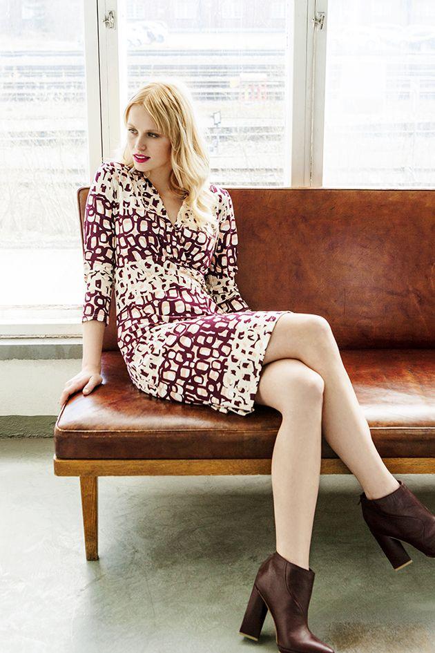 Rondo dress - Nanso S/S 14