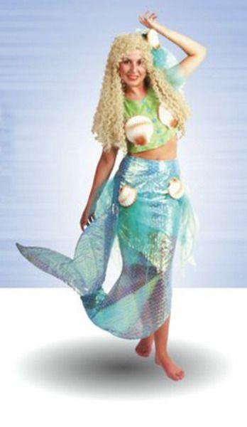 Zeemeermin kostuum huren