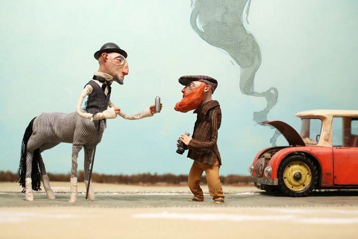 Chris Sickels dreht handgemachte Animationsfilme - KlonBlog » KlonBlog