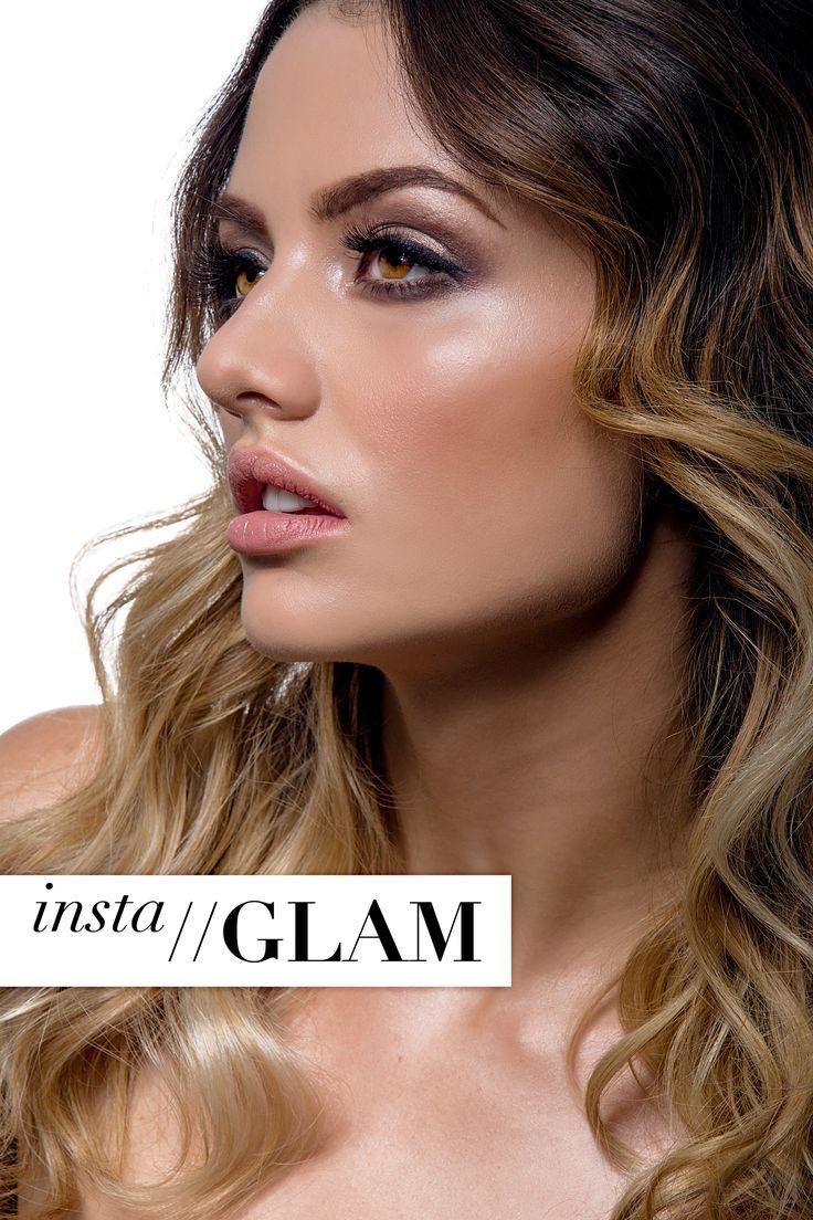 glamour smokey eye makeup