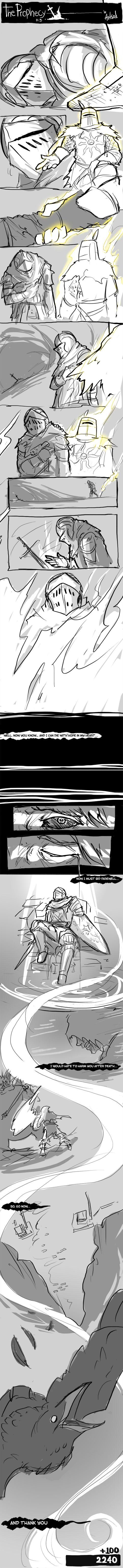 Dark Souls - The Prophecy - pt 3