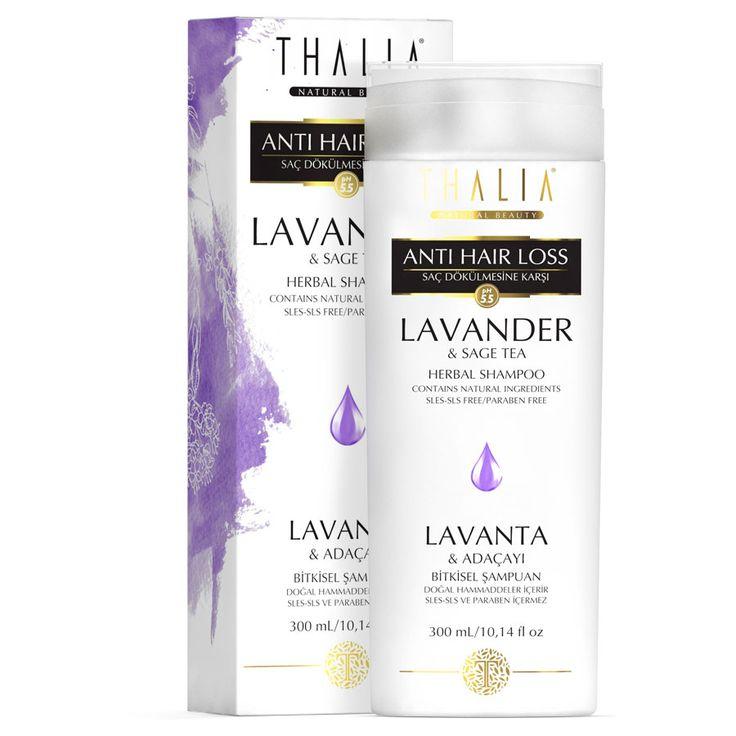 Thalia Saç Dökülmesine Karşı Etkili Lavanta ve Adaçayı Özlü Bakım Şampuanı kullanımınız sonrasında saçlarınızın yağlanmasını dengeler ve bakımını yapar. #saçbakım #saç #saçşampuan #hair #thalia #doğal #parabeniçermez #provitamin #şampuan #thaliaşampuan #doğal #şampuanlar #saçdökülme #lavanta