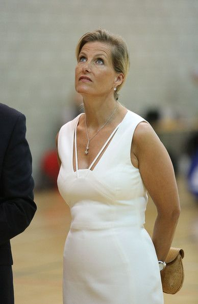 Sophie Rhys-Jones - British Wheelchair Basketball Announce The Countess Of Wessex As Their Royal Patron