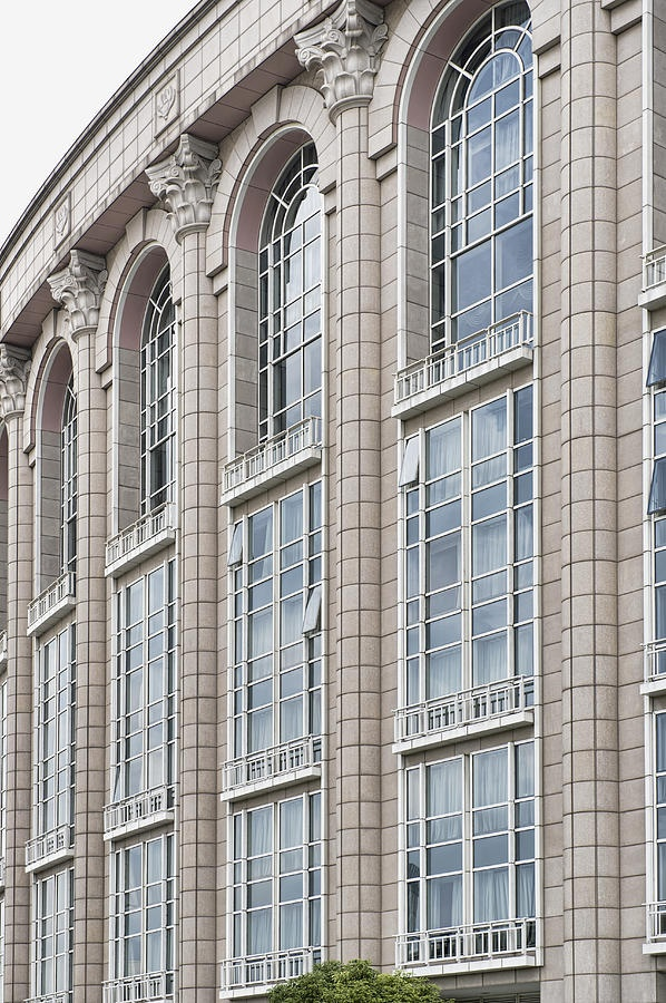 ✯ Office Building Windows