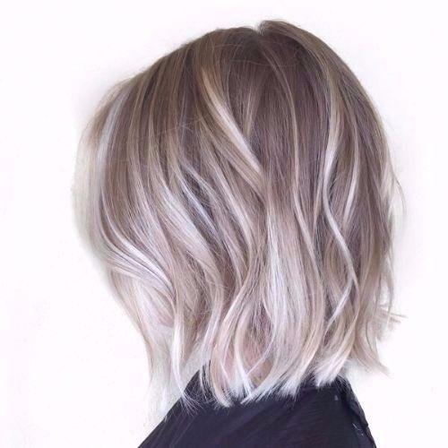 Pleasing 1000 Ideas About Light Ash Blonde On Pinterest Ash Blonde Short Hairstyles For Black Women Fulllsitofus