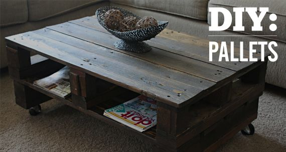 pallet home theater seating - Google Search