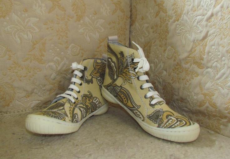 zapatillas con caña