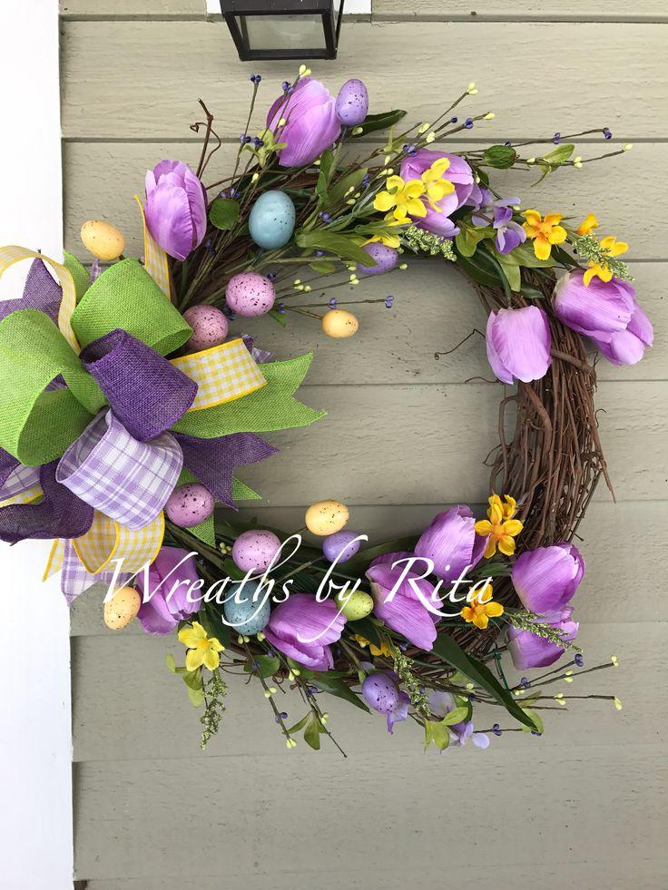 Spring is calling 60 best Wreaths