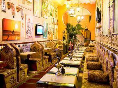 Check Out This Cool Hookah Lounge In Barcelona Come To Lux West Bloomfield
