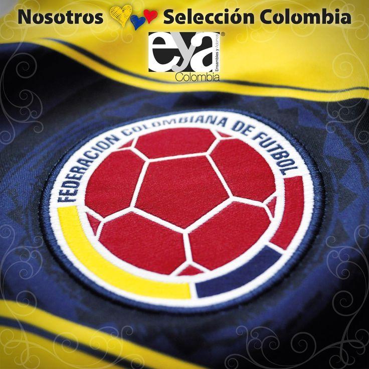 #Colombia #Tricolor #Fútbol