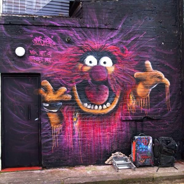 Animal by Gnasher