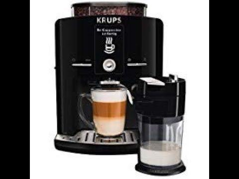 Krups Krups Espresso Cafe Machine Best Coffee Maker Coffee Maker With Grinder Automatic Espresso Machine