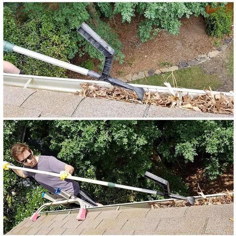 Best Saker Ingenious Gutter Cleaning Tool Home Garden Skylight 400 x 300