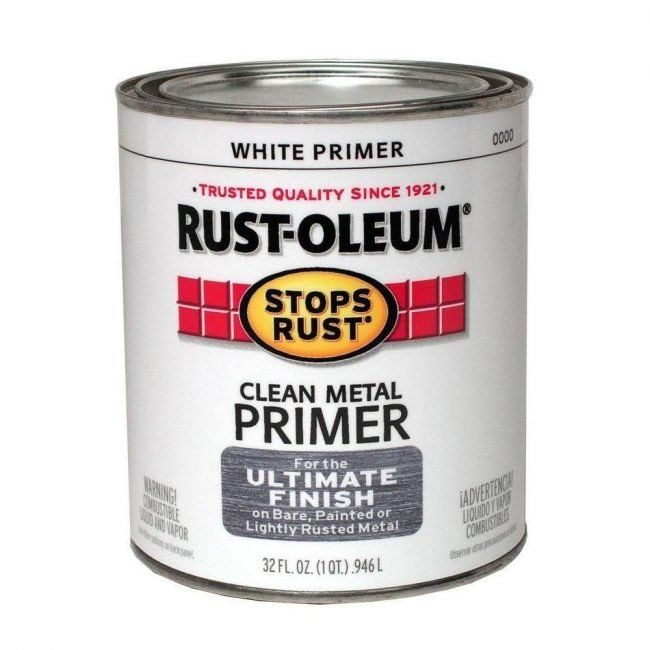 The Best Paint Primers For Your Projects Metal Primer How To Clean Metal Rustoleum