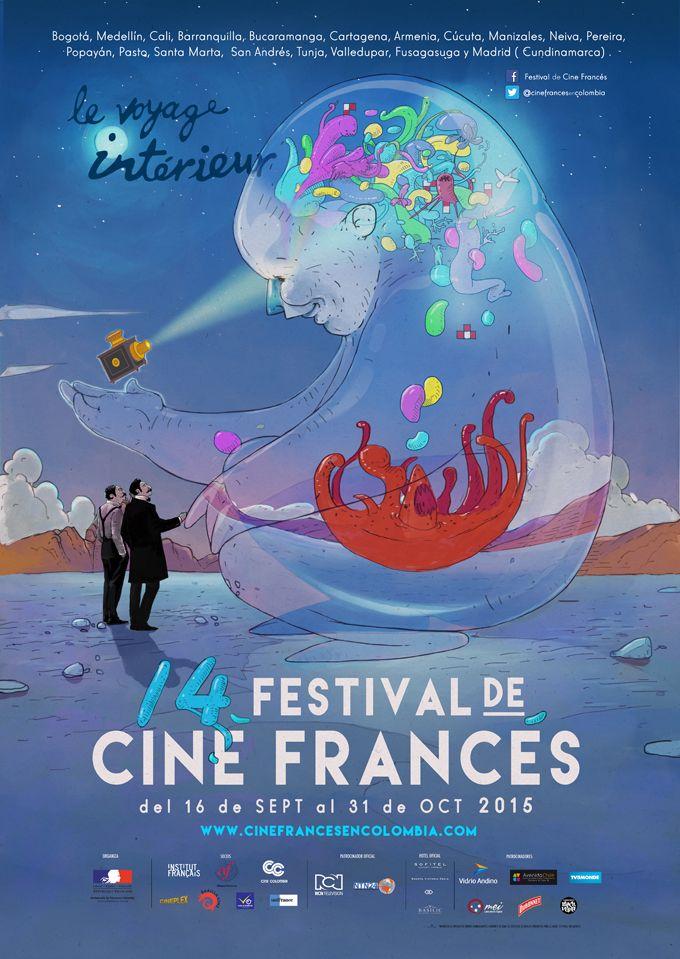 14 Festival de Cine Francés