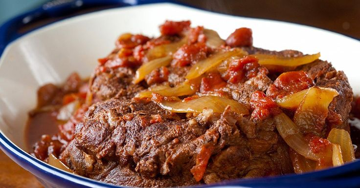 Pot Roast. Like a Hug from my Italian Grandma!