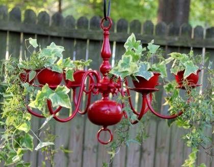 Более 25 лучших идей на тему «Blumenampel selber machen» на - blumenampel selber machen hangekorb