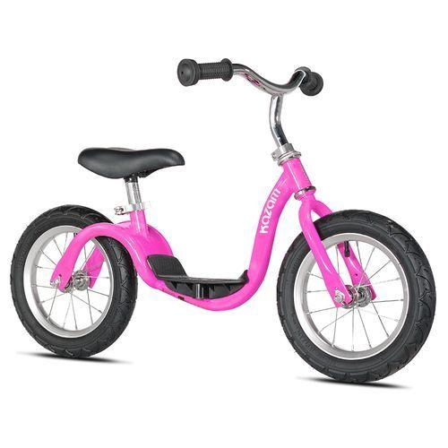 KaZAM Kids' V2S Balance Bicycle Pink Dark - Boy's Bikes at Academy Sports
