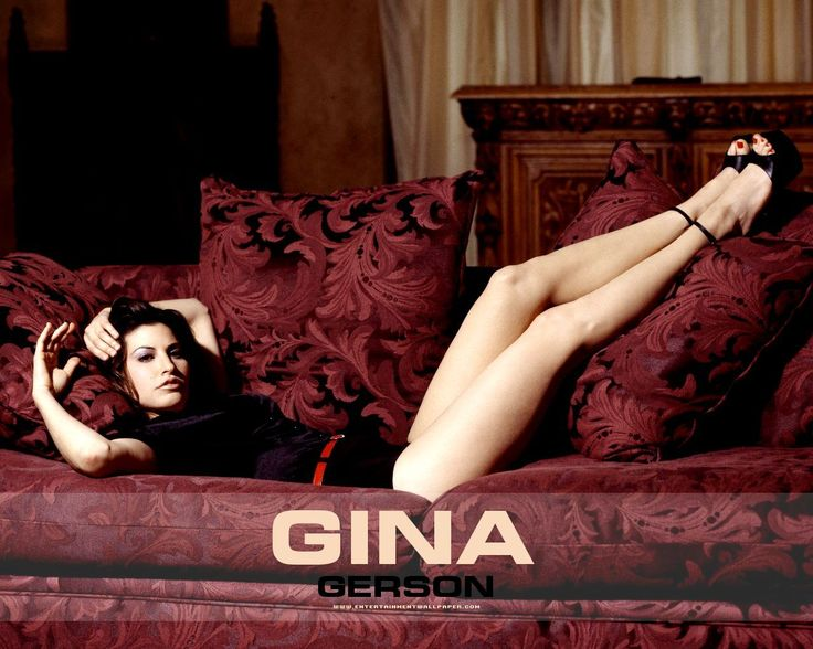 Gina Gershon Wallpaper. Yes thank you, don't mind if I do ...