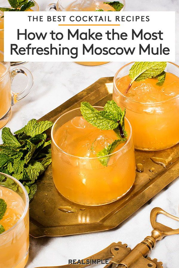 Moscow Mule Recipe And Video Plus How To Make A Moscow Mule In