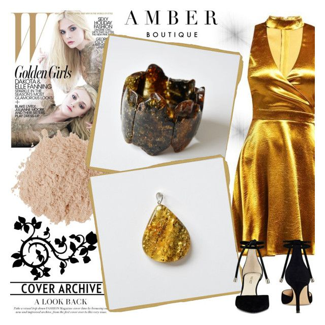 AMBER Boutique by gaby-mil on Polyvore featuring Nine West, Eve Lom, ring, jewelry, bracelet, necklace and amberboutique