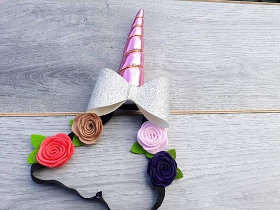 Anyone else unicorn obsessed? Our unicorn horn headband will transform you into a beautiful shinny unicorn
