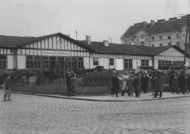 Dworzec Wileński